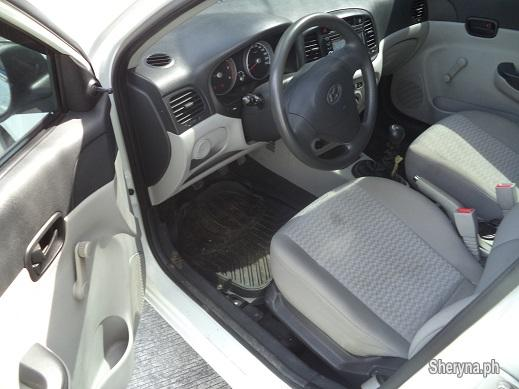 2010 hyundai accent manual white sedan cars paranaque metro rh sheryna ph 2008 Hyundai Accent 2013 Hyundai Accent
