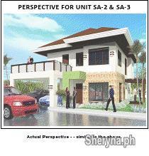 Affordable House and Lot at Mapayapa Village Quezon City- Yakal | Houses |  Sheryna ph