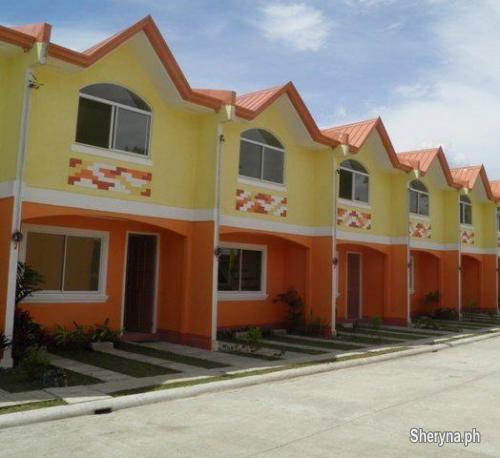 Picture of Cebu lapu lapu townhouse re open units hanniyah
