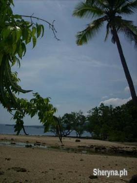Picture of BEACHLINE WITH IN KAPUTIAN SAMAL ISLAND