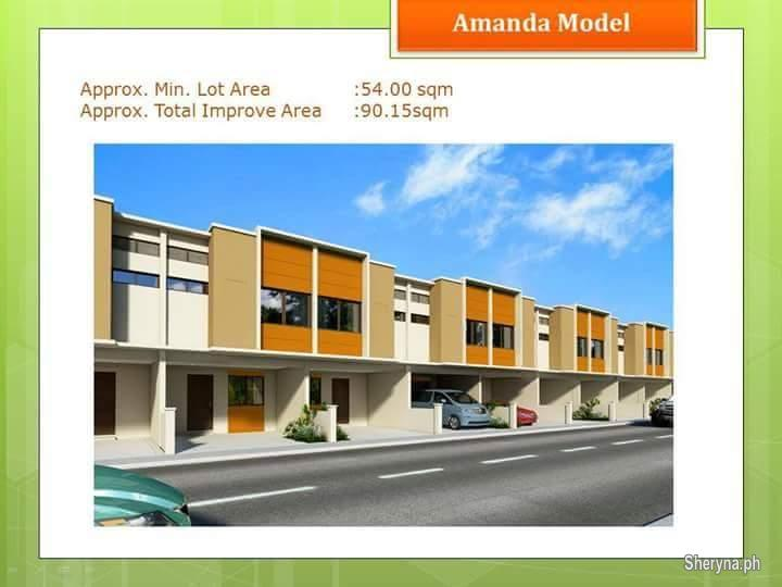 Picture of Townhouses for sale in Nangka Marikina City w/ swimming pool