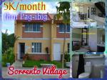 Townhouses thru Pag-ibig 5K monthly in Burgos, Rodriguez, Rizal