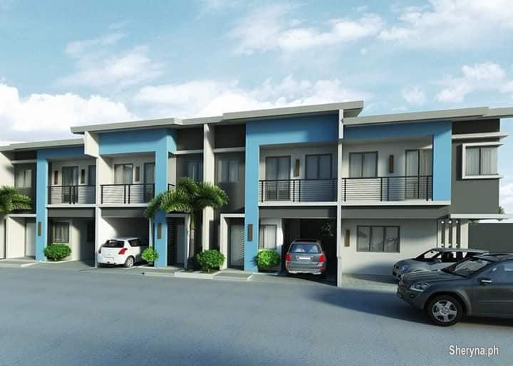 Townhouse in Labangon Cebu for as low as P17, 500k monthly | Houses |  Sheryna ph