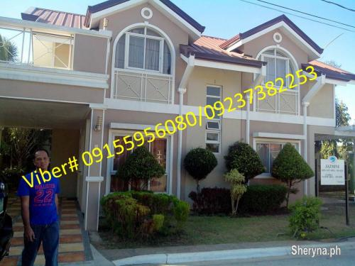 Picture of Governors hills subdivision house and lot for sale