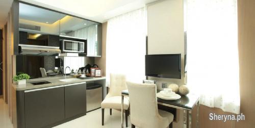 Luxury Fully Furnished Condo For Facing Manila Bay